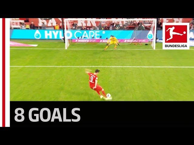 Lewandowski39s Record Goals Save Bayern MГnchen in Bundesliga Opening Match 201920