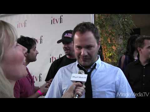 Wilson Cleveland at ITVFest Gala 2010 Red Carpet Interview Video