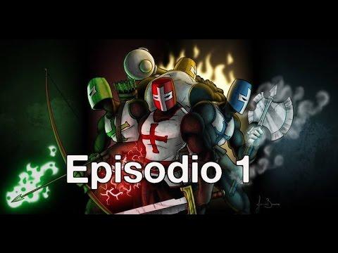 Castle crashers con Revenant - Los trolls,troleados por el juego EP 1