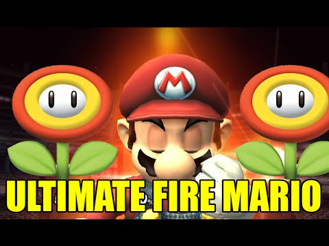 The ULTIMATE Fire Mario Mod For Super Smash Bros Brawl/Project M