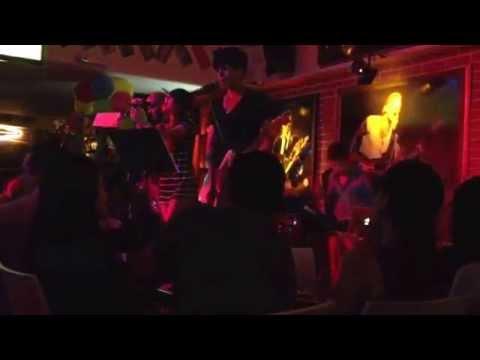 Deborah & Los Yuckers live @ El Faro Cali