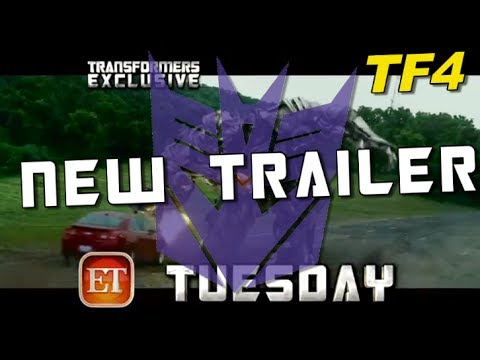 NEW Transformers Age of Extinction Trailer coming  TUESDAY + Philip DeFranco!! - [TF4 News #100]