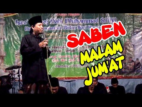 Gak Kuat Mrebes Mili - SAKBEN MALAM JUM'AT - Gamelan Sholawat Aji Soko