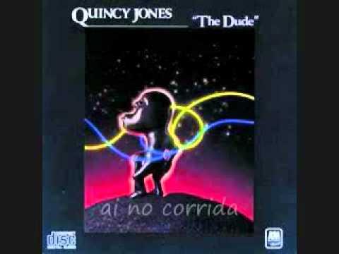 QUINCY JONES - Ai No Corrida and Razzamatazz