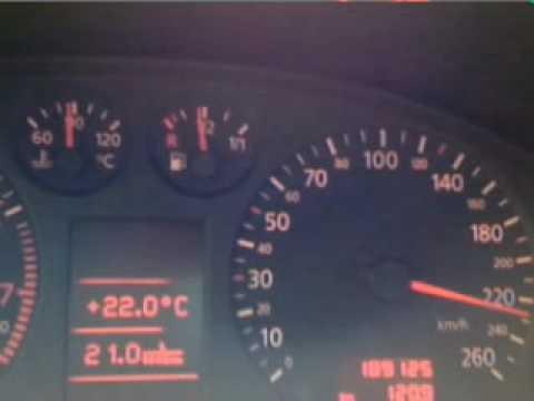 Audi A6 2.4 Kat - 230 km/h