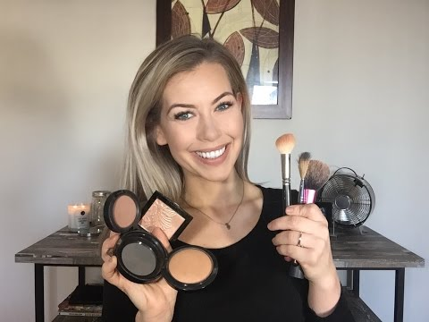 How to Apply Makeup   Highlight. Blush and Bronzer