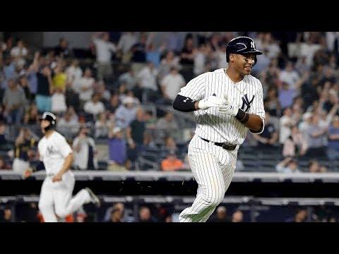 Yankees 2018 Walk-Offs | HD