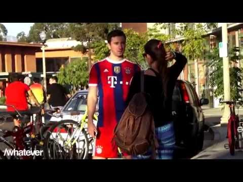 Robert Lewandowski Picking Up Girls 2 EXTRAS