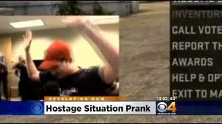 Federal Charges Possible In Prank