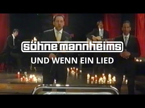 Söhne Mannheims - Und wenn ein Lied [Official Video] Music Videos