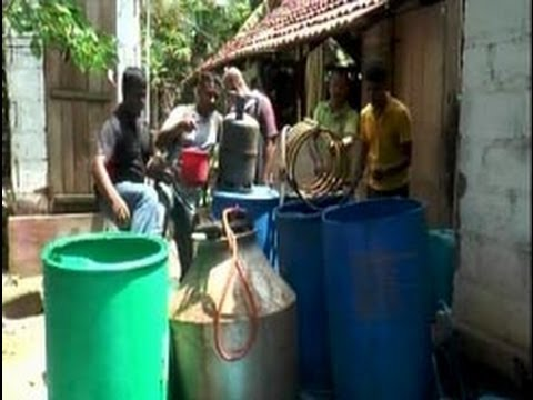Police raid house used for illegal alcohol production