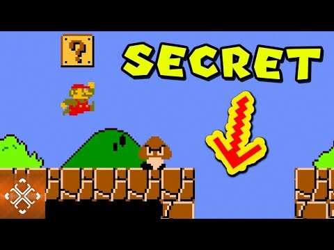 5 Video Game Secrets That Took YEARS TO DISCOVER