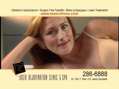Laser Treatments - Laser Rejuvenation Clinic - Dr. Tom Woo and Dr. Janis Campbell