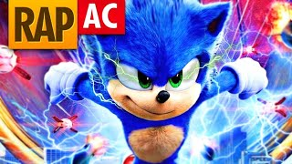 RAP DO SONIC O FILME (2020) / HEYRAP FT. ARQUIVO COVER / BEAT: SIDNEY SCCACIO