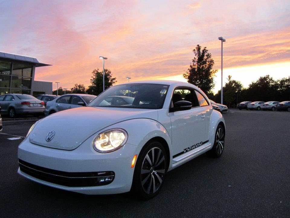 volkswagen beetle turbo launch edition start  exhaust   depth  youtube