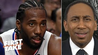 Load management in the NBA is an insult to the paying customer - Stephen A. | First Take