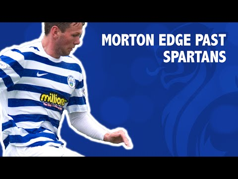 Morton edge past Spartans
