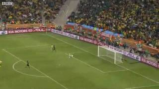 Video clip tran Nam Phi-Mexico 1-1 [World Cup 2010]