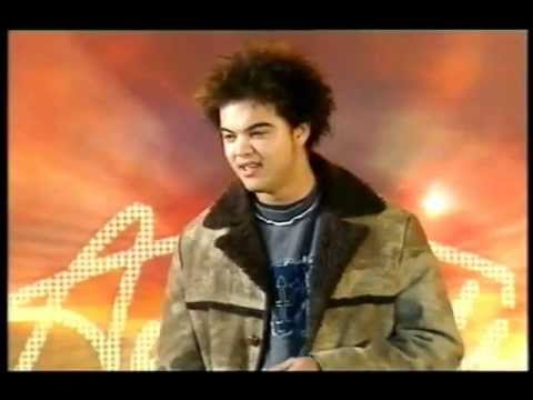 Guy Sebastian - Australian Idol Audition 2003 - Stevie Wonder