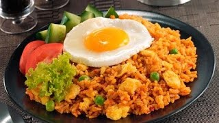 Cara Membuat Nasi Goreng Spesial Pedas Mantap Nikmat Amp Gurih