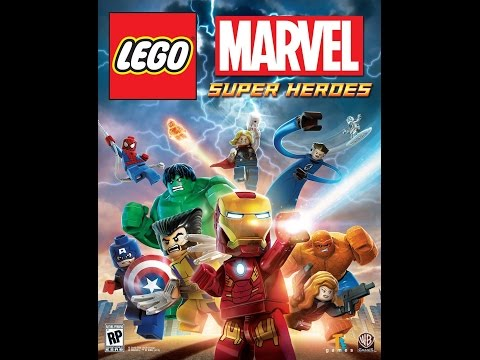 (LIVE) Lego Marvel Superheroes P1 HD