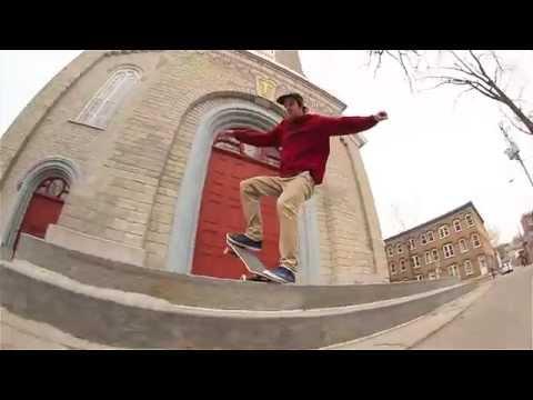 """ULC Skateboards Jonathan Daigle """"Marauder"""" interlude"""