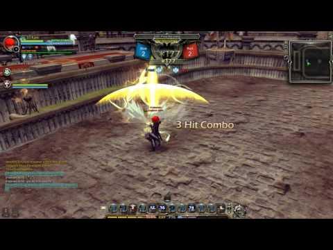 Dragon Nest PvP - Guardian Awakening