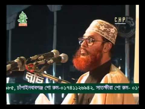 Delwar Hossain Sayeedi (Allah Siristir Bishalota)