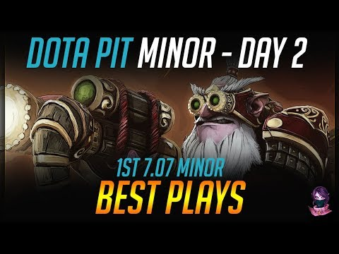 AMD SAPPHIRE Dota PIT Minor - BEST PLAYS - Day 2 Highlights Dota 2 by Time 2 Dota #dota2