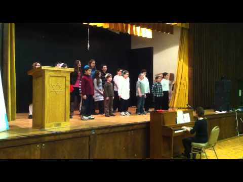 The Hillel Academy Choir