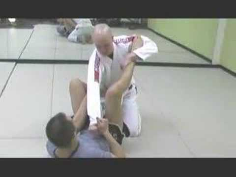 BJJ Basics: How To Do The Spider Guard Triangle Choke Image 1