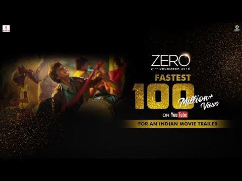 Zero | Official Trailer | Shah Rukh Khan | Aanand L Rai | Anushka | Katrina | 21 Dec 2018 thumbnail