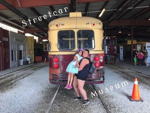 Streetcars & Museums | Tuesday Vlog