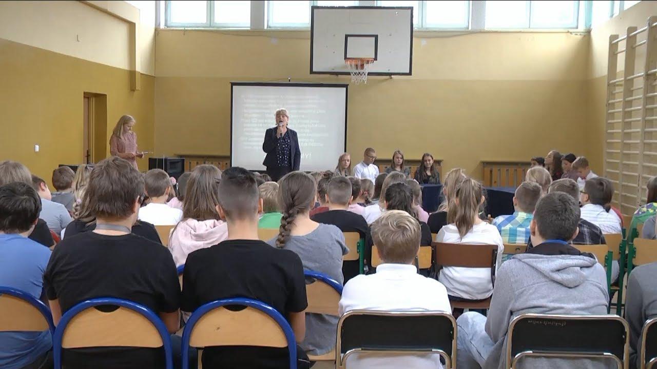 Debata w Szkole Podstawowej nr 3