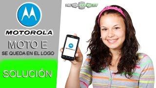 ▶︎Solucion✔Moto E Se Queda En El Logo, Moto E No Pasa Del Logo, Mi Moto E Se Queda En El Logo