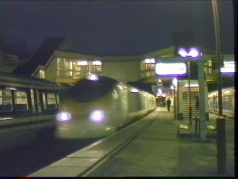 Eurostar Twilight