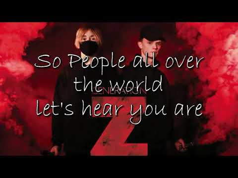 Bars and Melody - Scream LYRICS (Generation Z album, NEW SONG)