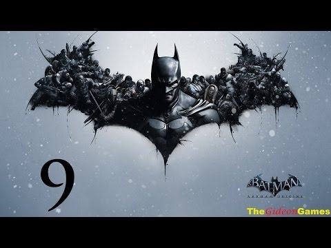 Прохождение Batman: Arkham Origins [Бэтмен: Летопись Аркхема] HD - Часть 9 (Чаепитие)