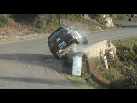 Rallye du Mistral 2016 [HD] - Crash & Show