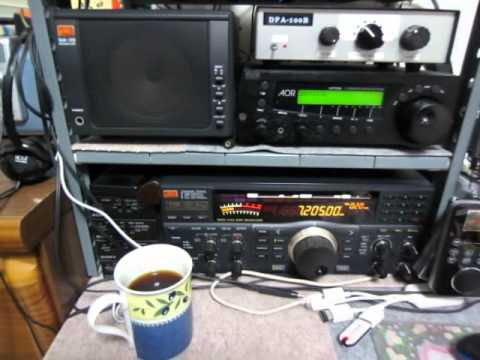7205kHz Sudan Radio (Presumed)