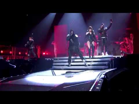 Black Eyed Peas - Boom Boom Pow (hd) Live Sexy Fergie - Staples Center - Los Angeles video