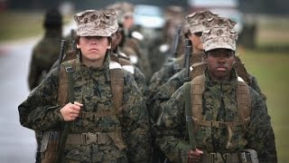 A short history of women in the U.S. military