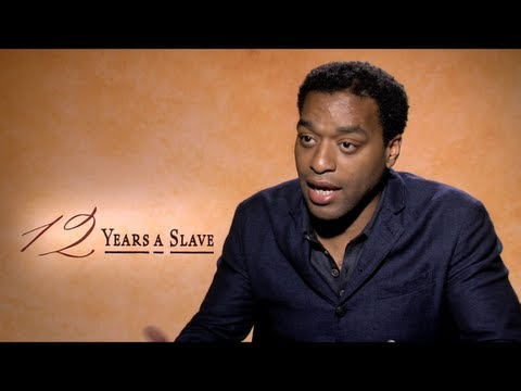 12 YEARS A SLAVE Interviews: Chiwetel Ejiofor and Michael Fassbender