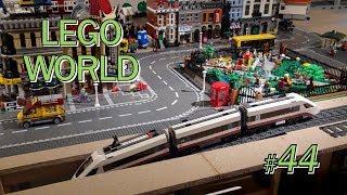 LEGO WORLD (44) - Die Eisenbahnstrecke [1]