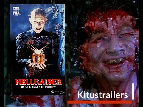 Hellraiser Trailer (español) video