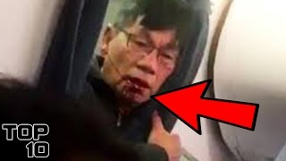 Top 10 United Airlines Shocking Facts