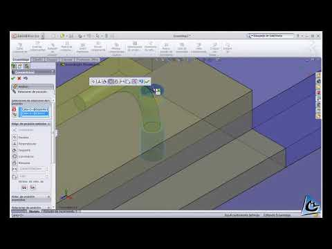 SolidWorks. Tutorial 1. Vista general. CdM