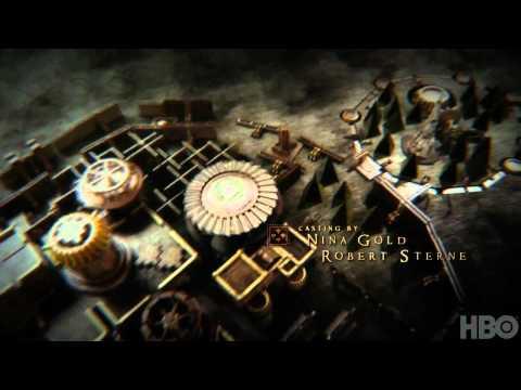 Айрэ и Саруман - Игра Престолов