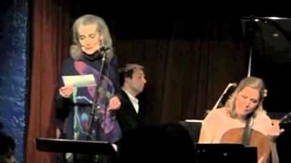 both sides now - performed by mary beth peil, w/mairi dorman-phaneuf