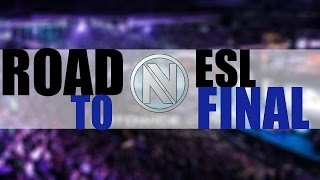 EnvyUs - Road to ESL Final (Best Moments)